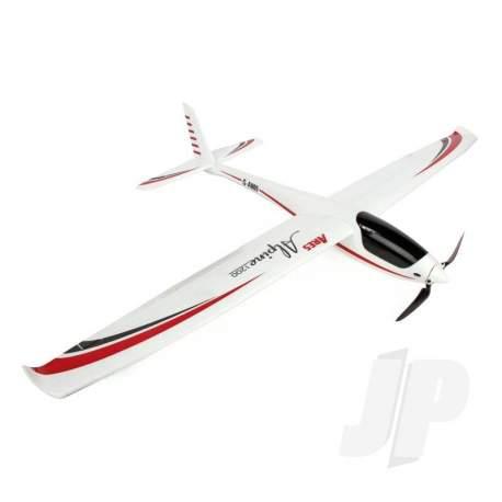 dabd0f668d Avión planeador Alpine 1200 RFR rc electrico - Kitsmodelismo.es