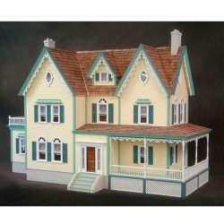 Casa de muñecas Mansion en kit (CONSULTAR DISPONIBILIDAD)