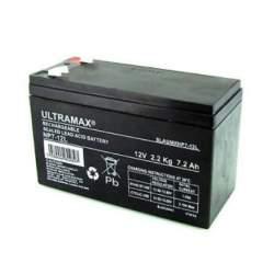 Batería de plomo 12V/7Ah