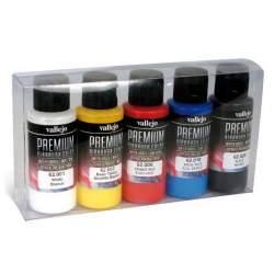 Set de colores Básicos Premium 5uds