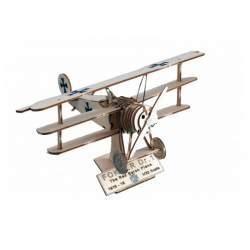 "Avión Fokker DR.I ""Barón Rojo"""