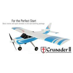 AVION CRUSADER II RTF (Ready To Fly)