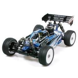 "Coche Serpent SRX8 ""Cobra"" EVO 1/8 Nitro Buggy Kit"