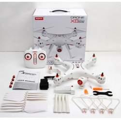 Dron Syma X8SW biały (RTF)