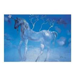 Puzzle Dali. L' unicorne Allegre 1000 pz.