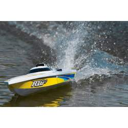 Lancha Rio EP Superboat RTR rc electrica Aquacraft