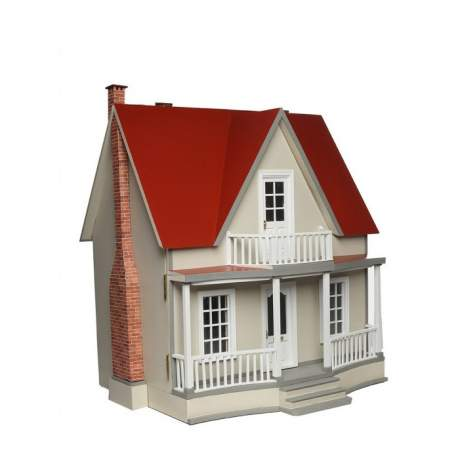 Casa Santillana 1:12 Disarmodel en kit para montar