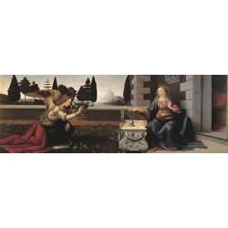 Puzzle Serie arte Annunciazione 2000 Piezas Ricordi