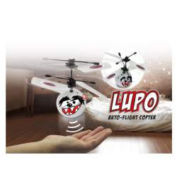 Helicoptero Lupo Auto-flight copter c. Sensor Jamara