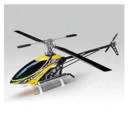Helicóptero Raptor G4 Flybar Nitro Thunder Tiger