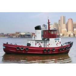 Barco Remolcador Atlantic II rc electrico Aquacraft models (CONSULTAR DISPONIBILIDAD)