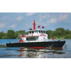Barco Bombero Rescue 17 RTR rc electrico Aquacraft Models (CONSULTAR DISPONIBILIDAD)