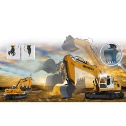 Excavadora Liebherr R936 rc electrico Jamara