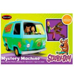 Maqueta Furgoneta Scooby-Doo 1:25 Polar Lights