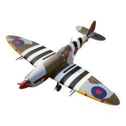 Avion Spitfire MK-IX (ARTF) rc explosion Seagull Model