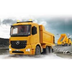 Camion Vagoneta basc. 1:20 Mercedes Arocs 2,4Gh rc electrico Jamara