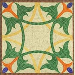 Mosaico en kit Geometrica 1 Aedes Ars