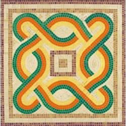 Mosaico en kit Geometrica 3 Aedes Ars