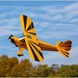 Avion Clipped Wing Cub 1250mm PNP Rc Electrico E-Flite