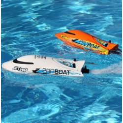 Lancha Jet Jam 12 Pool Racer RTR Rc Electrica Pro Boat