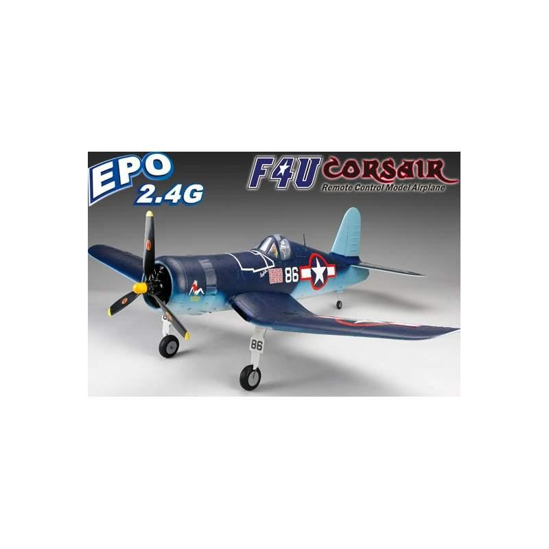 Avión F4U Corsair V2 versión RTF Rc Electrico Art-tech