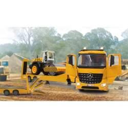 Camion Remolque Mercedes Arocs 1:20 2,4G Rc Electrico Jamara