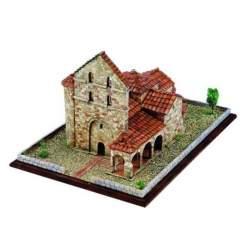 Construcción en piedra Iglesia de San Salvador Cuit