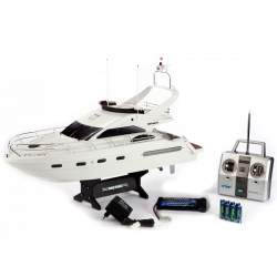 Barco Yate a motor Saint Tropez 27 Mhz 100% RTR Carson (CONSULTAR DISPONIBILIDAD)