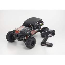 Monster Truck FO-XX NITRO 1:8 GP 4WD READYSET (KT231P) Rc Explosion KYOSHO