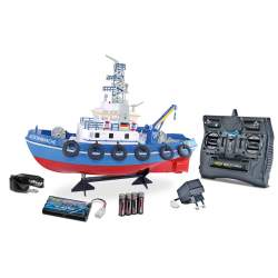 Barco Guardacostas Rc Electrico 2.4G 100% RTR Carson (CONSULTAR DISPONIBILIDAD)
