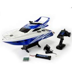 Barco Yate a motor Sunset 2.4Ghz 100% RTR Carson (CONSULTAR DISPONIBILIDAD)