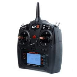Emisora Spektrum DX8 G2 2.4 GHz solo radio