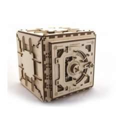 Construccion en madera Caja de Seguridad UGEARS