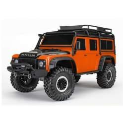 TRX-4 Land Rover 1/10 Defender Adventure Edition Orange Traxxas (CONSULTAR DISPONIBILIDAD)