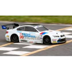 Coche SPRINT 2 FLUX BMW M3 GT2 1/10 4WD ELECTRIC HPI