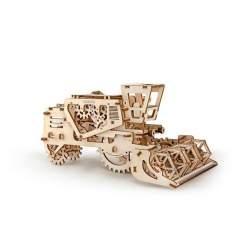 Construccion en madera Cosechadora combinada UGEARS