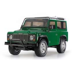 Land Rover Defender 1/10 90 - CC-01 Rc Electrico Tamiya