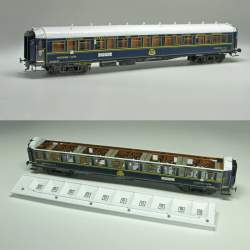 Maqueta Kit Vagon Orient Express Sleeping Amati