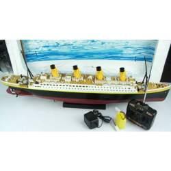 Barco Titanic RC 1/325 con luces y sonido