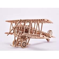 Puzzle 3D Avion en madera