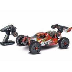 Buggy Virus Pro 4.0 V32 2.4GHz RTR 1:8 CARSON (CONSULTAR DISPONIBILIDAD)
