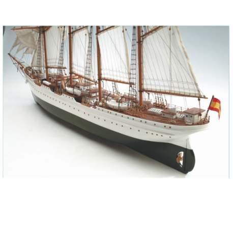 Maqueta naval J.S. Elcano 1:110 Artesania Latina
