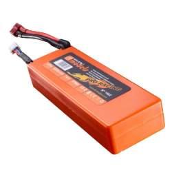 Bateria LiPo 2S 7,4V 5200mAh 45C Deans Pro Racing