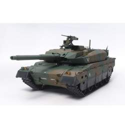 Tanque 1/16 Kit R/C Type 10 JGSDF Model Tamiya