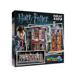 Wrebbit - Puzzle 3D Diagon Alley Harry Potter 450 piezas