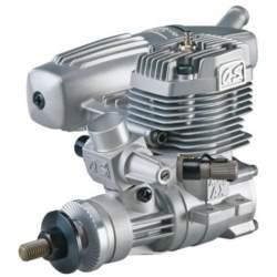 Motor OS Engine 35AX con silenciador E-3080