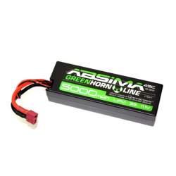 Bateria LiPo Stick Pack 11.1V-45C 5000 carcasa dura (T-Plug) Absima