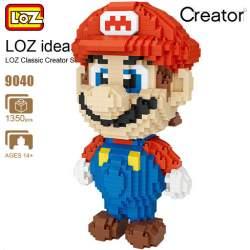 Construcción de bloques Super Mario Bros Loz