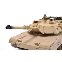Tanque 1:16 - M1 A2 Abrams - 2,4 GHz 100% RTR CARSON