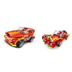 Construcción de bloques 2 en 1 SUV & Roadster - Rc Electrico